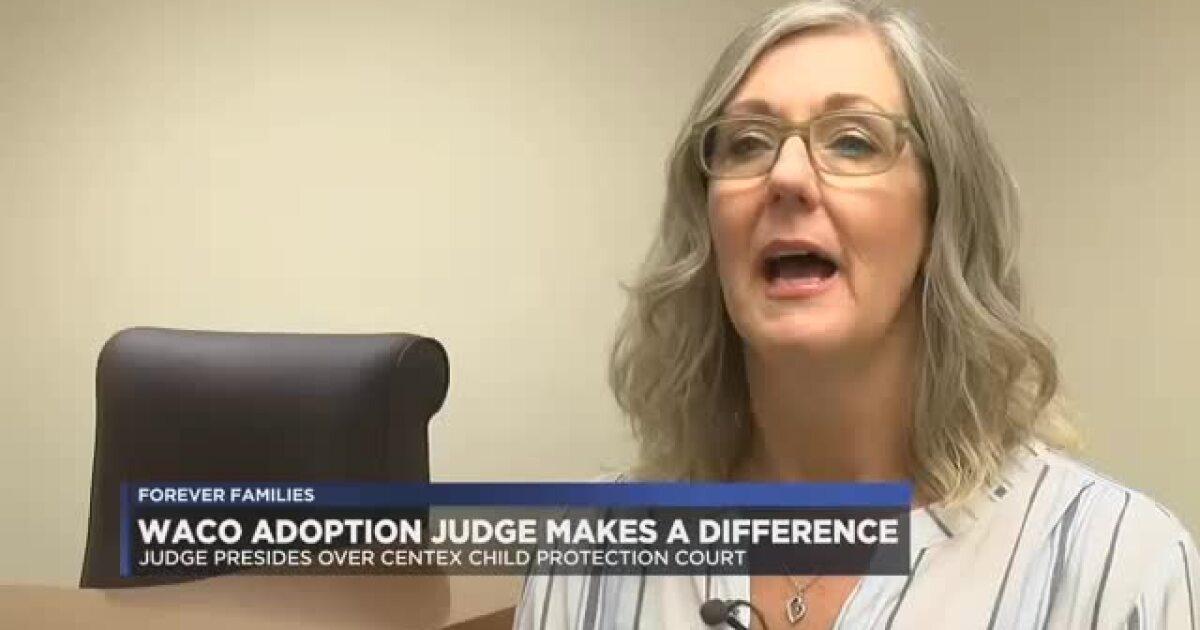 Forever Families: Judge Nikki Mundkowsky