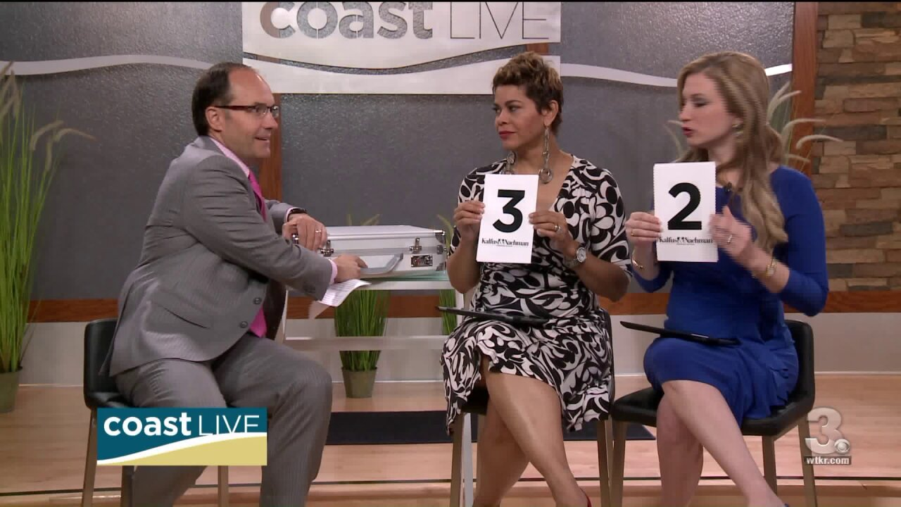 Case by Case takes to the road on CoastLive