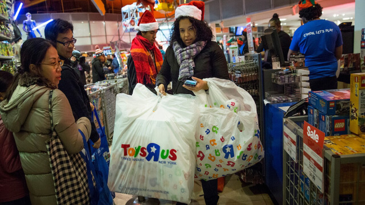 Toys R Us pre-Black Friday sale ad leaked
