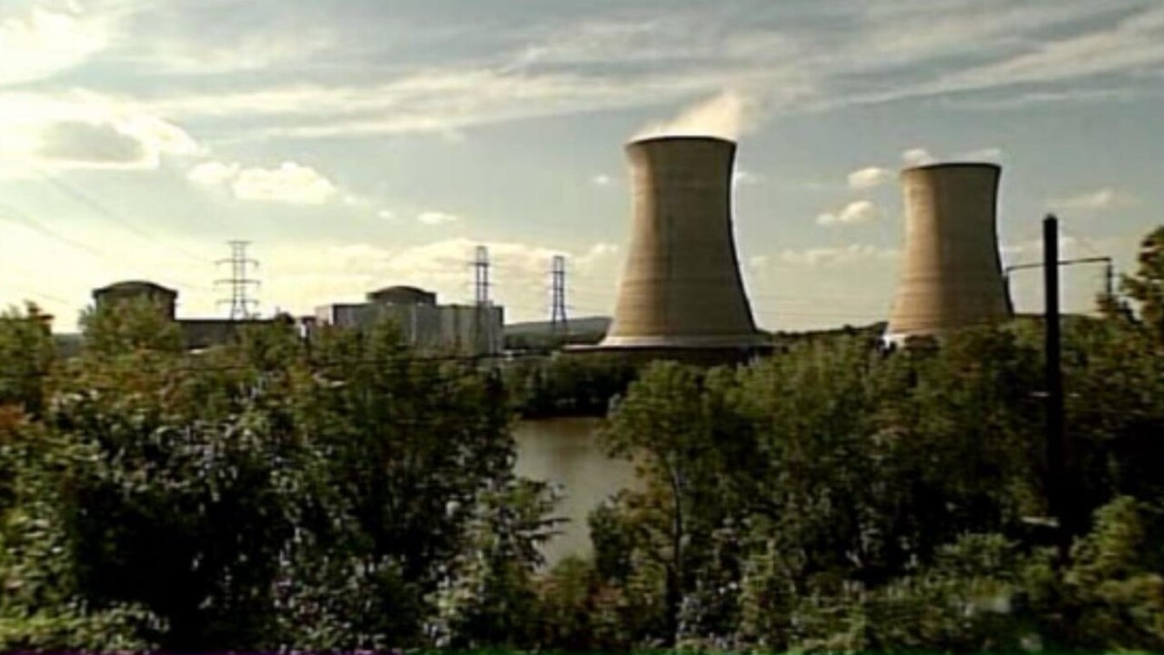 NRC: Pump triggers Three Mile Island reactor shutdown