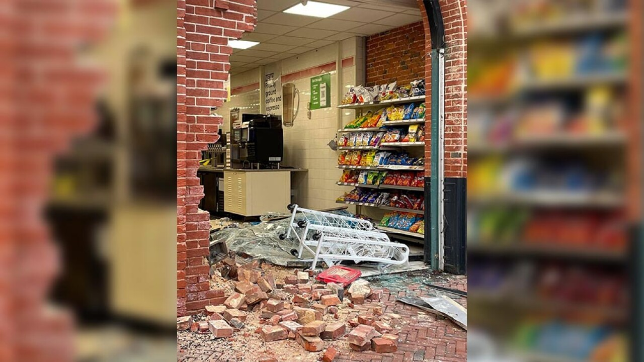 7-Eleven ATM Theft