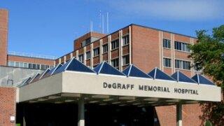 DeGraff to close ICU, surgical units