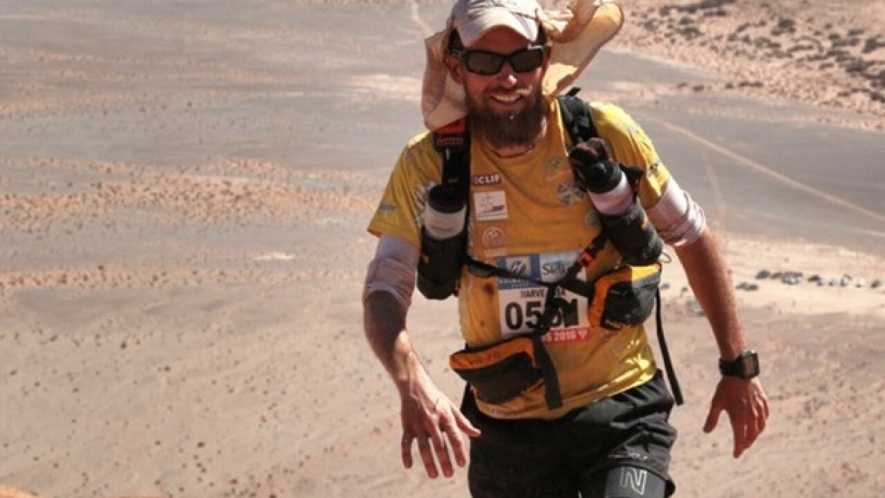Cincinnati teacher races 6 days across Sahara
