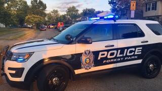 Forest Park PD investigates suspected homicide