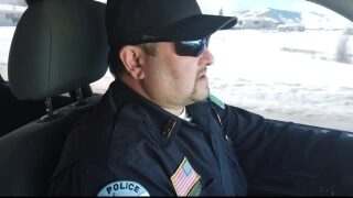 Salute the Badge: Police chief happy to be patrolling St. Ignatius