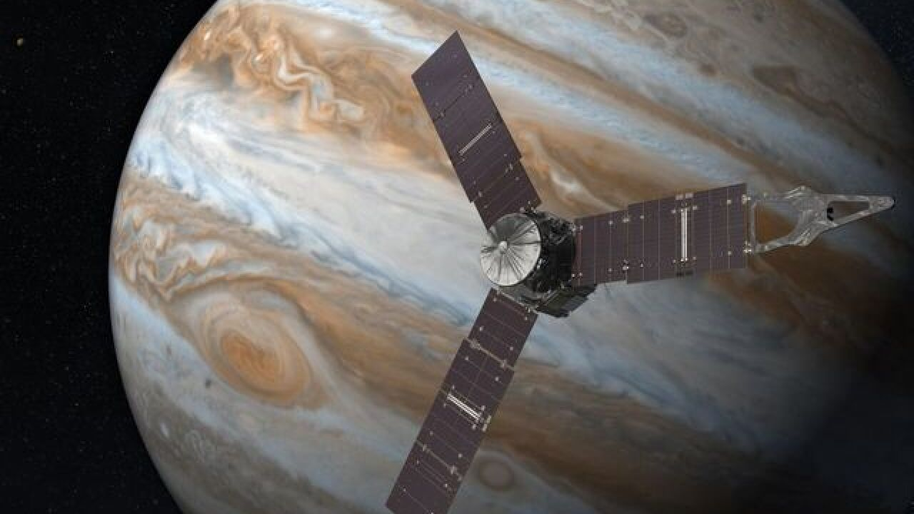 12 more moons found orbiting Jupiter