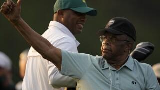 Lee Elder Masters Golf