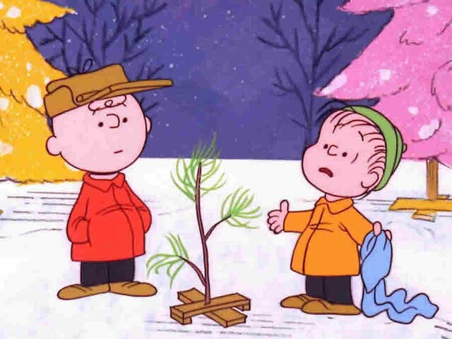 'Charlie Brown Christmas' stamps will brighten October mail