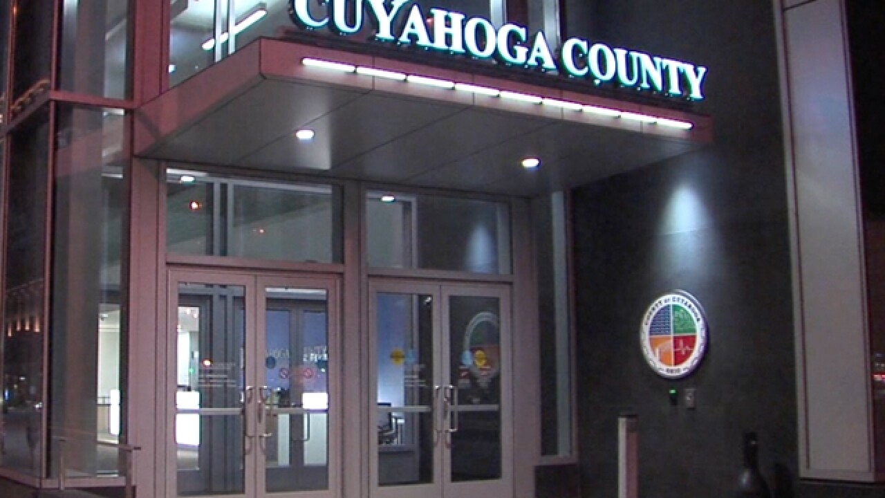 Cuyahoga County building