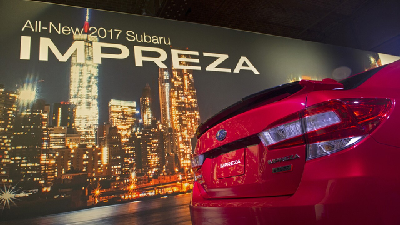 PHOTOS: New Subaru to be built in Lafayette