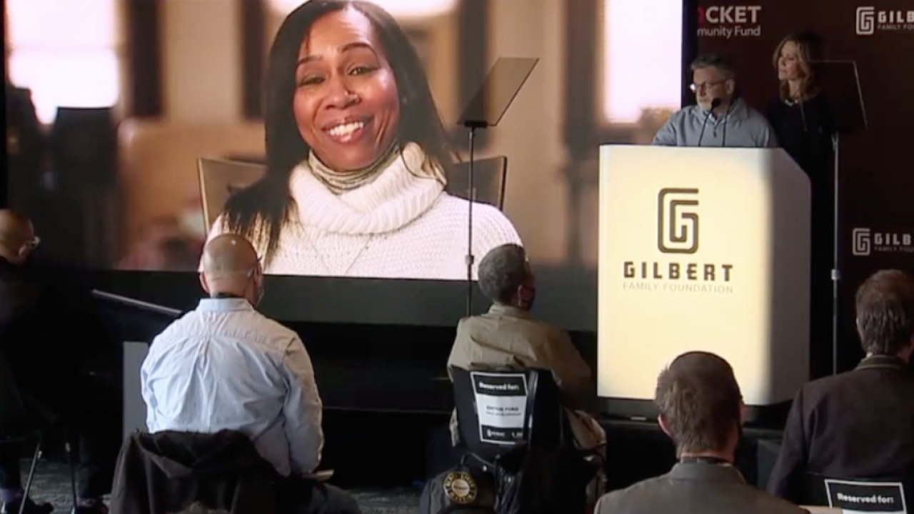 Gilbert gives Detroit $500M in help, some CLE leaders hope for the same