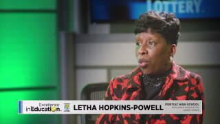 Excellence in Education: LethaHopkins-Powell