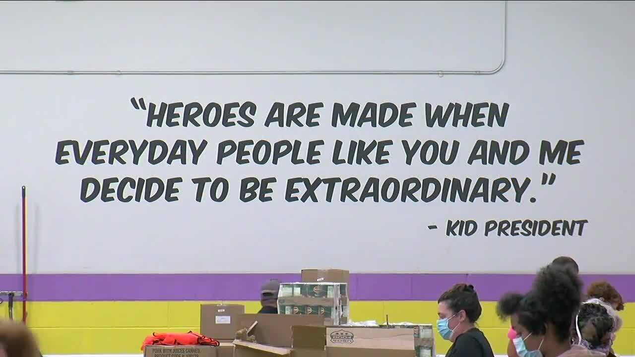7Everyday Heroes at Food Bank of the Rockies