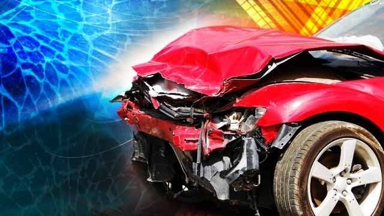 12-year-old girl dies after multi-car crash in Lorain County