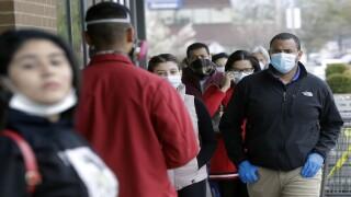 Massachusetts becomes coronavirus hot spot as cases surge