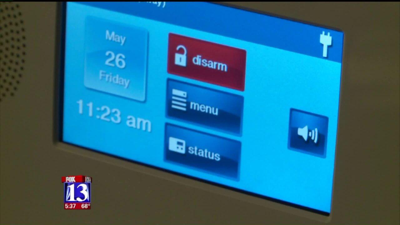 Home security door-to-door scams on the rise inUtah