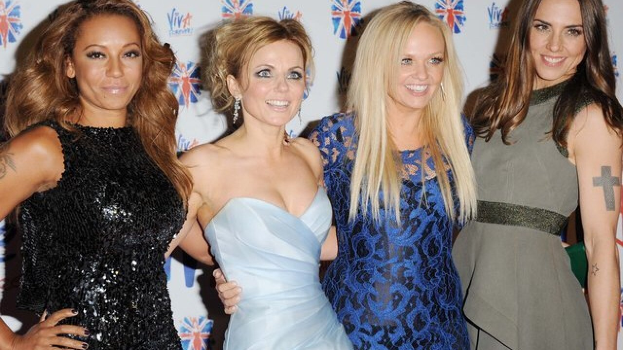 Spice Girls announce UK reunion tour without Victoria Beckham
