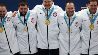 Whoops: Team USA men's curling gets women's gold medals by accident