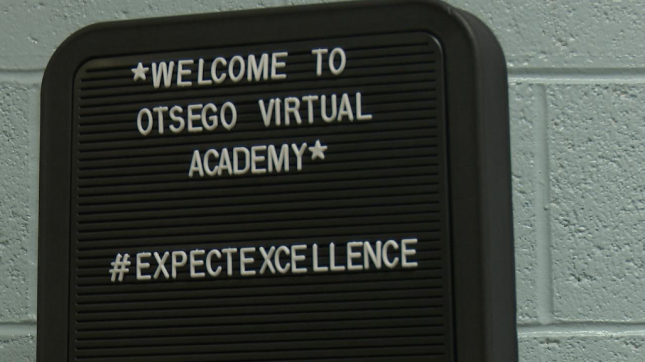 Otsego Public Schools Virtual Learning