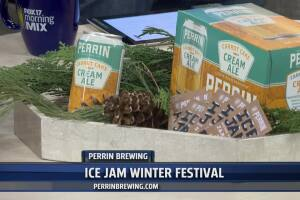 Morning Mix- Ice Jam Winter Festival