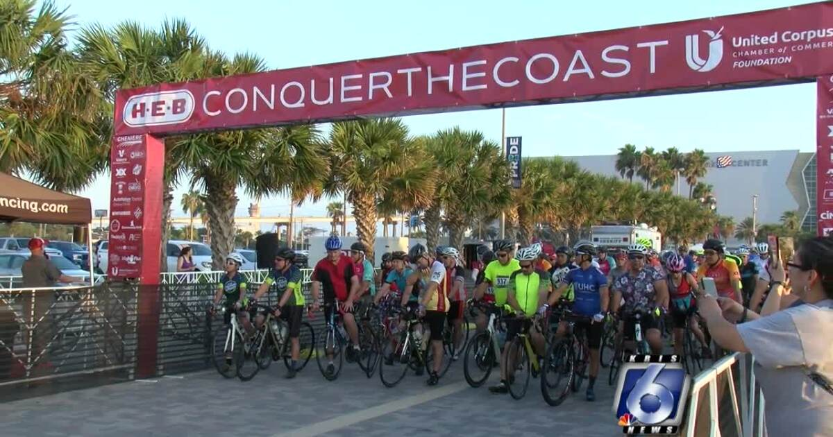 Conquer the Coast provides inspiration to keep riding