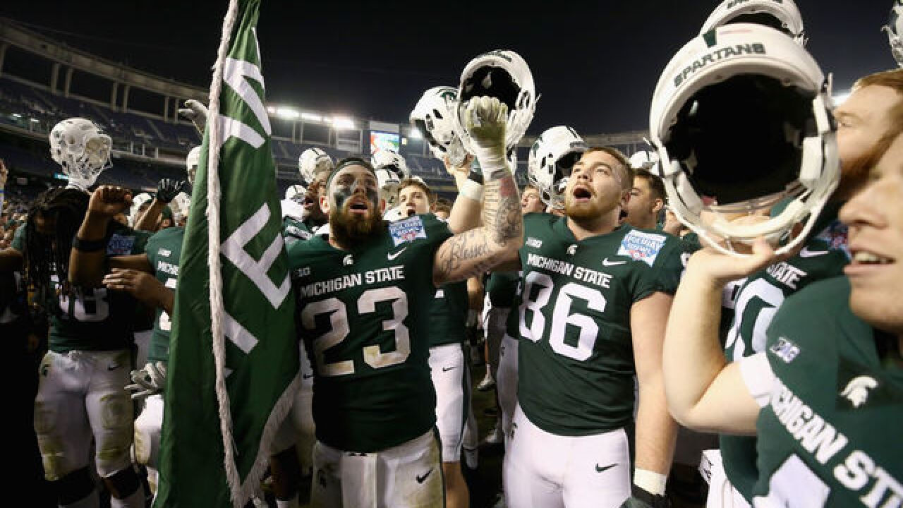 How to watch Michigan State vs. Utah State on-air, online