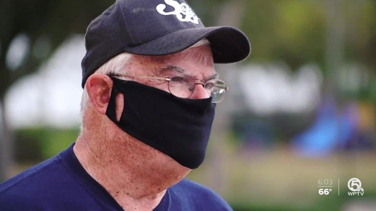 Dan Brogan, Delray Beach senior still unable to get vaccine appointment