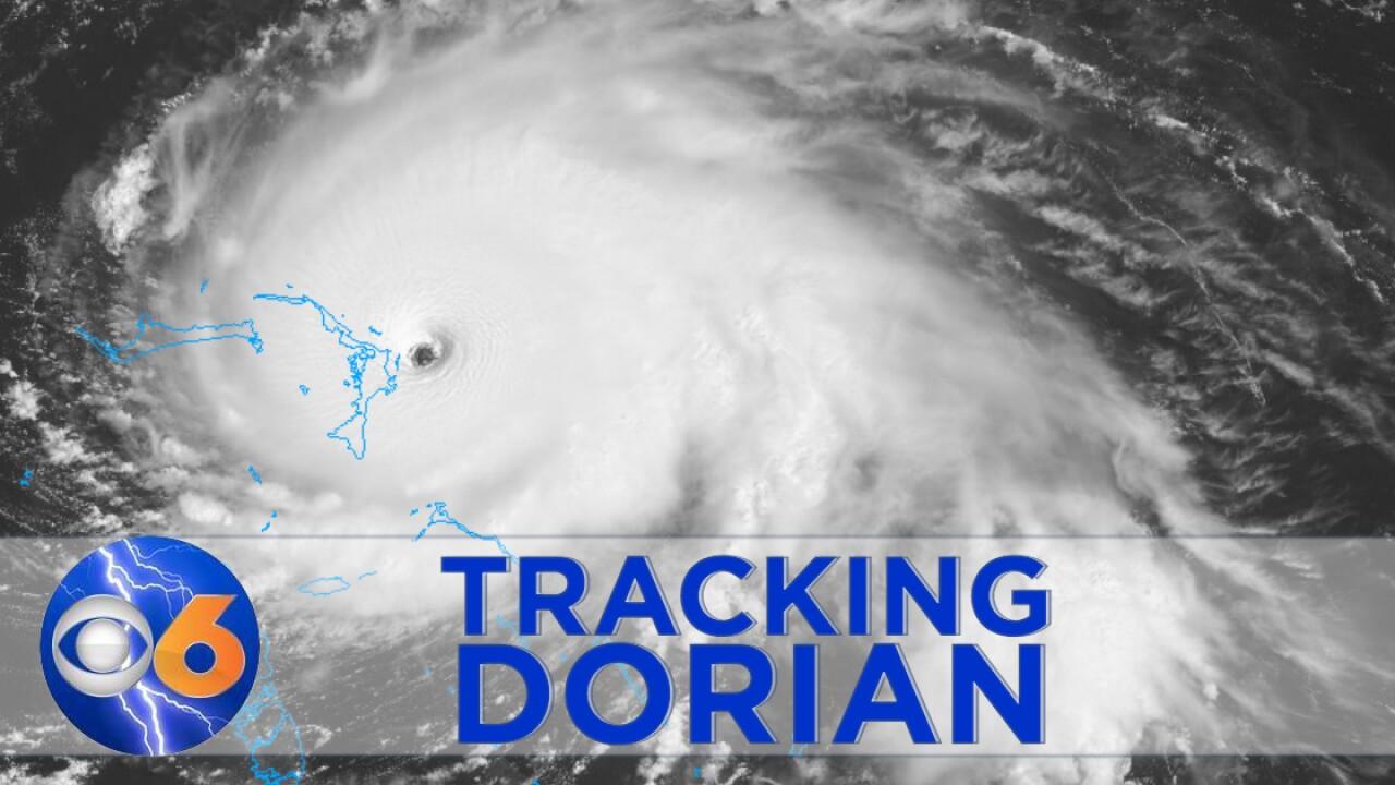 No widespread evacuation in Virginia expected ahead of HurricaneDorian