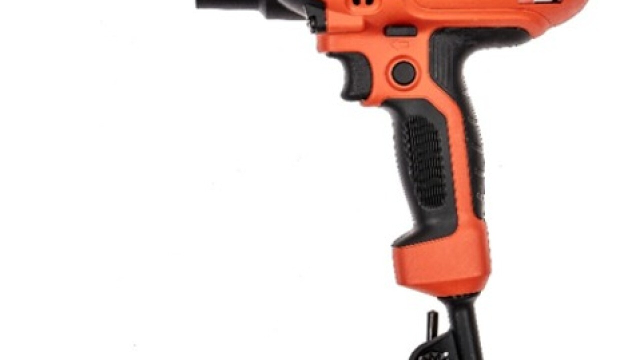 Black & Decker recalls hammer drills
