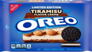 Tiramisu Oreos Are Coming In 2020