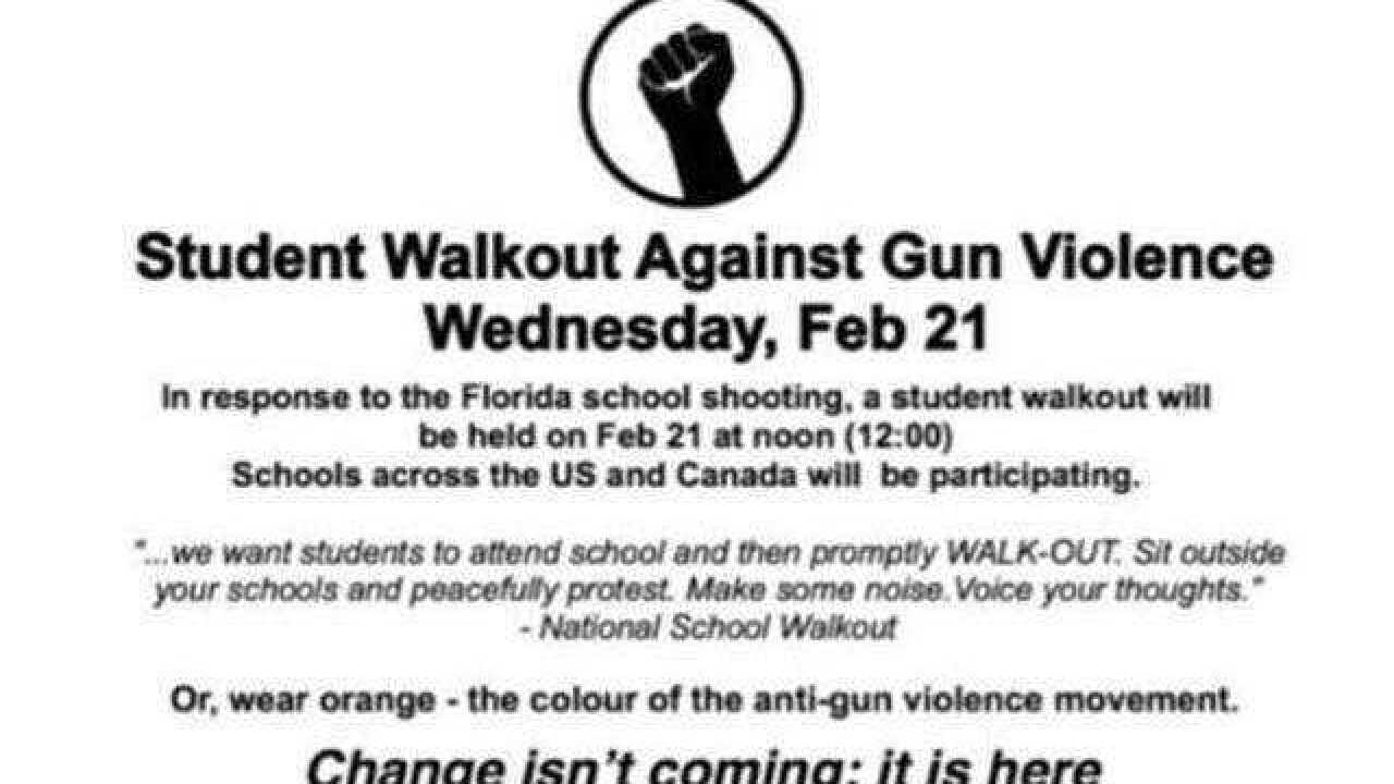 School walkouts planned in Southwest Florida