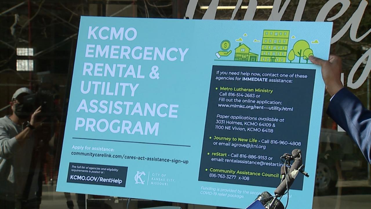 KCMO Emergency Rental & Utility Assistance