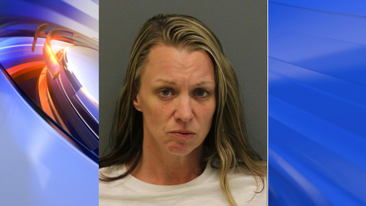 Woman arrested in connection with sexual assault case involving Newport News Police officer