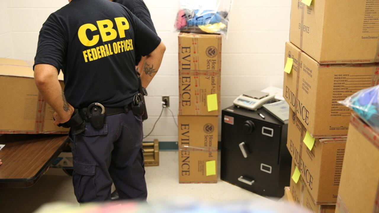 1,650 lbs of pot seized at Port Huron bridge
