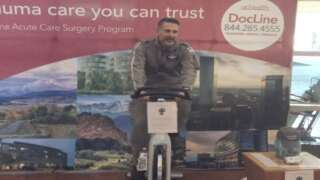 Your Healthy Family: UCHealth Memorial indoor ride supports National EMS Memorial ride