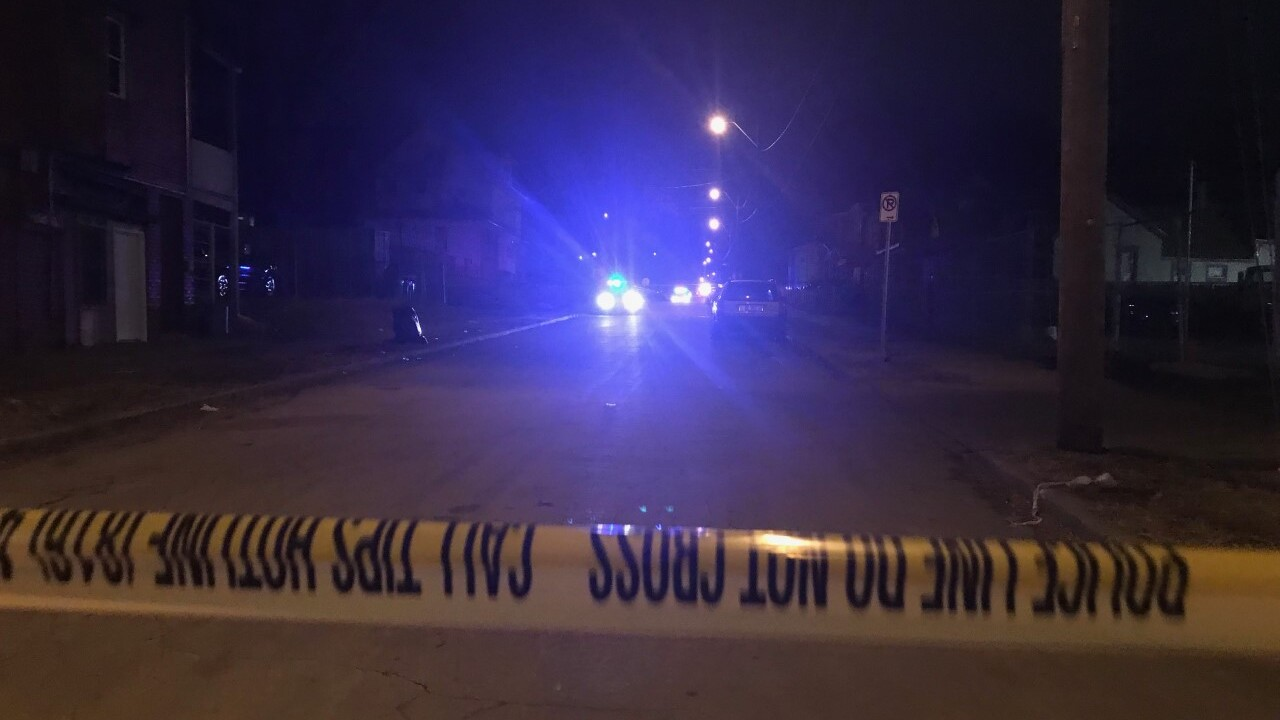 KCMO officer-involved shooting