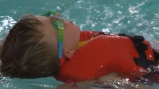 Safety experts say selecting the right life jacket for your kids is cru
