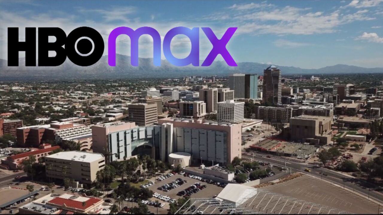 HBO Max show filming in Tucson.