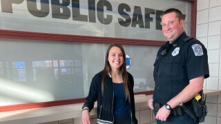 Green Bay woman tells officer who arrested her for drunken driving how she's turned her life around