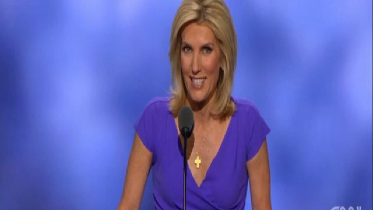 Laura Ingraham, conservative pundit, says she might run for Senate