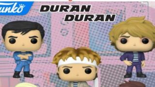 Funko's Newest Pop! Figures Include Duran Duran And Def Leppard For Maximum '80s Nostalgia
