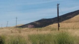 UPDATE: Fires south of Shandon 100% contained