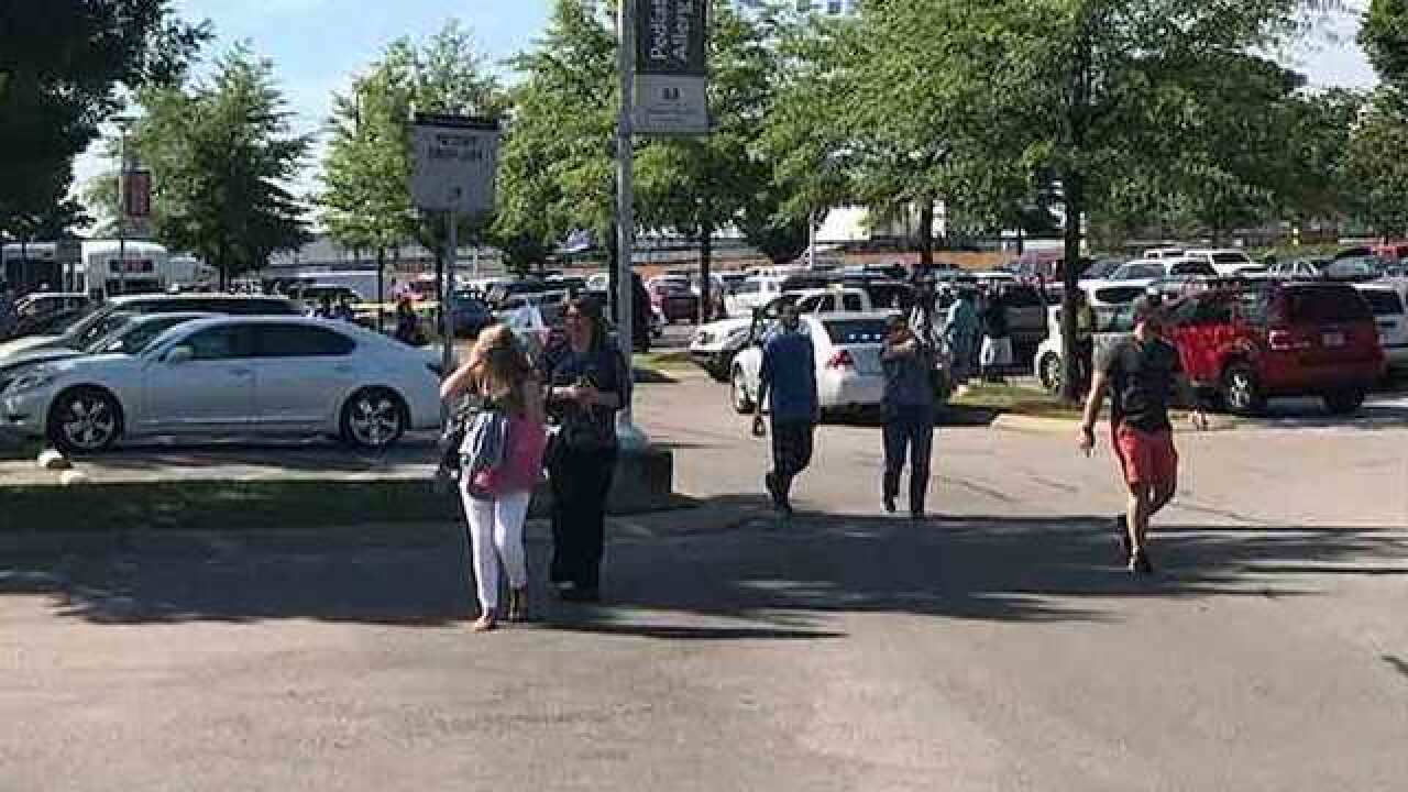 Suspect Killed After Corrections Officer Shot At 100 Oaks