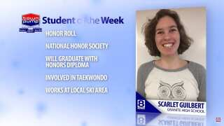 Student of the Week: Scarlet Guilbert