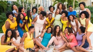 At the National Association of Black Journalists conference this year, I asked 25 storytellers to join me and stand side by side, proudly celebrating our coils, braids and locs.villas channel photography and film video productions