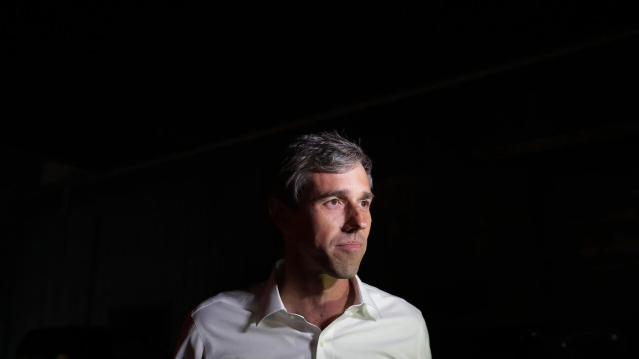 Beto O'Rourke announces he's running for president in 2020