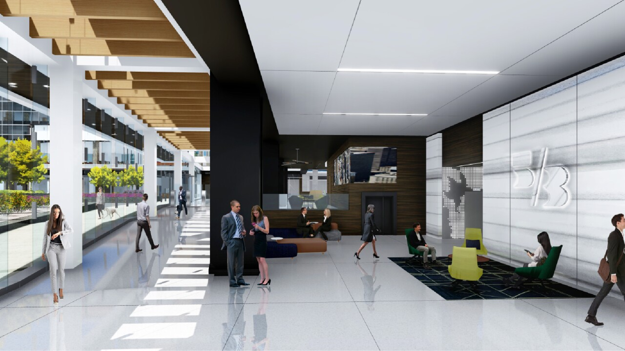 Fifth Third Bank expansion rendering 2