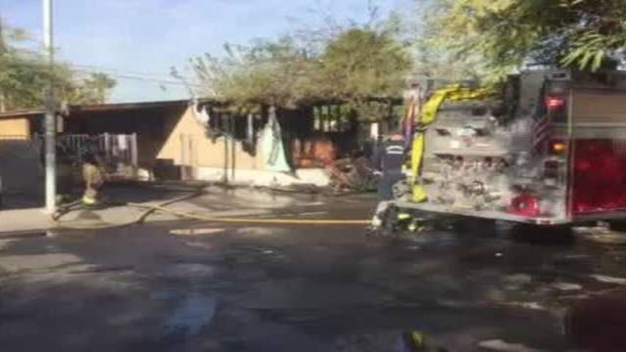 FD: Christmas presents destroyed in PHX fire