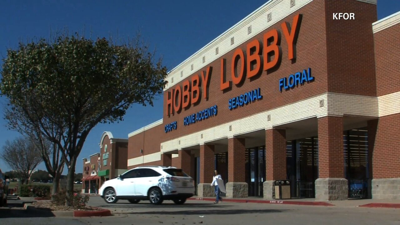 Hobby Lobby 401(k) plans invest in Plan B and birth control pills