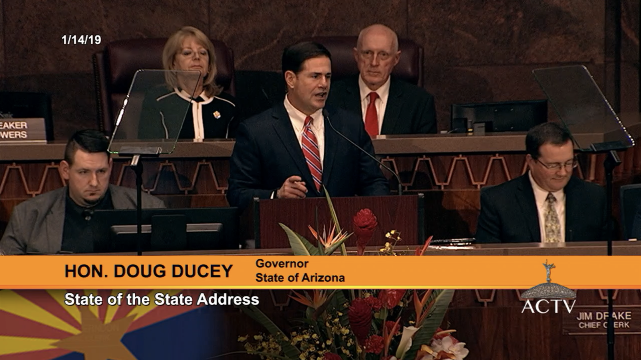 KNXV Doug Ducey 2019 State of the State.png